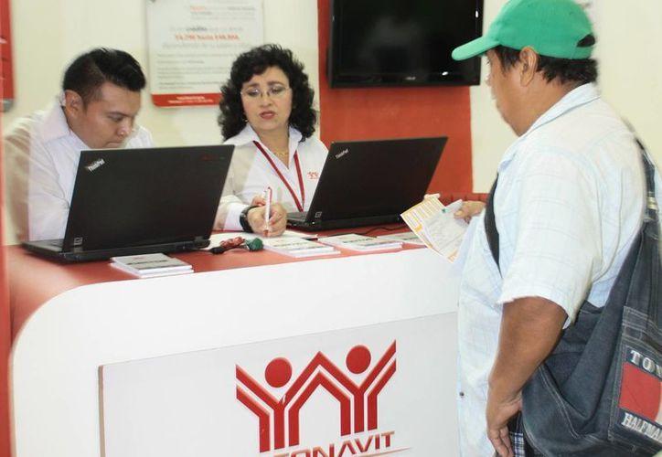 El Infonavit ha otorgado 12 mil créditos al cierre del tercer trimestre del año. (Jorge Acosta/SIPSE)