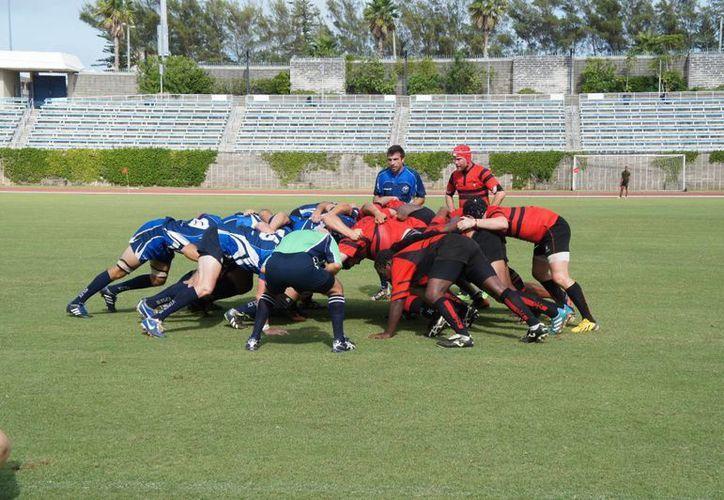 La Federación Nacional organiza el campeonato internacional de Rugby en Cancún. (Redacción/SIPSE)