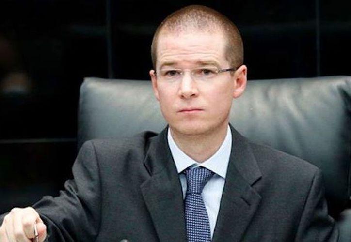 El precandidato presidencial de la coalición Por México al Frente, Ricardo Anaya Cortés, afirmó que habrá apertura total para los medios. (Contexto/Internet)