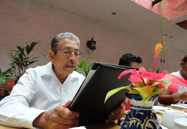 Maximiliano Vega Tato, falleció esta mañana en Cancún. (Contexto/Internet)