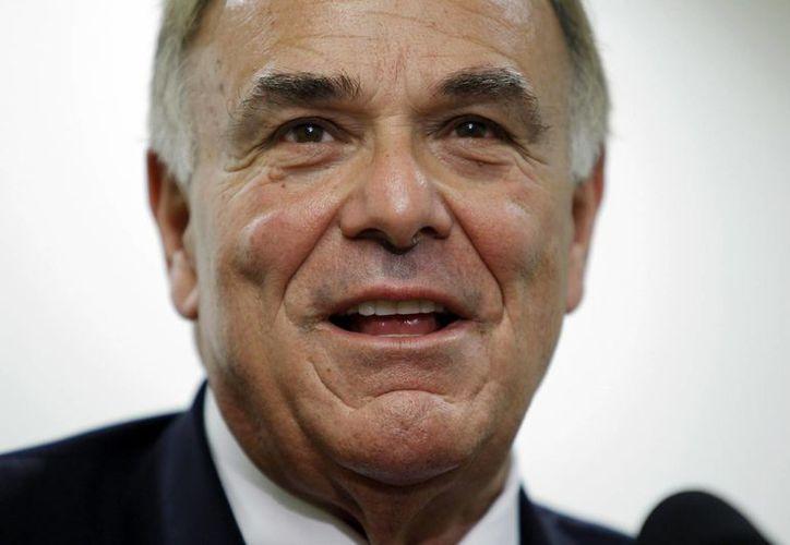 Ed Rendell, gobernador de Pennsylvania, en una foto del 3 de enero de 2011. (AP/Matt Rourke)