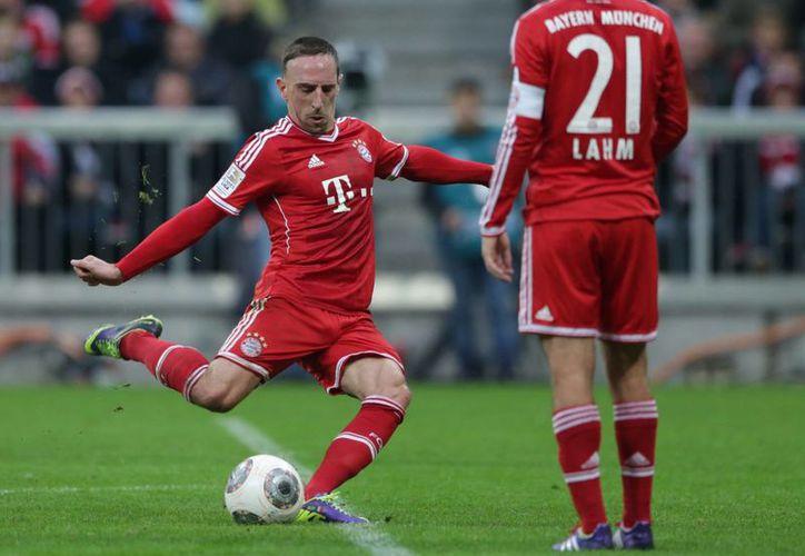 El último revés de Bayern fue en octubre de 2012, por 2-1 ante Bayer Leverkusen. (Foto: Agencias)
