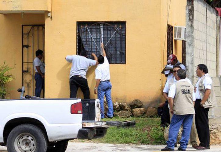 Como última opción, el Infonavit recurre a la instancia judicial para recuperar viviendas. (Foto: Milenio Novedades)
