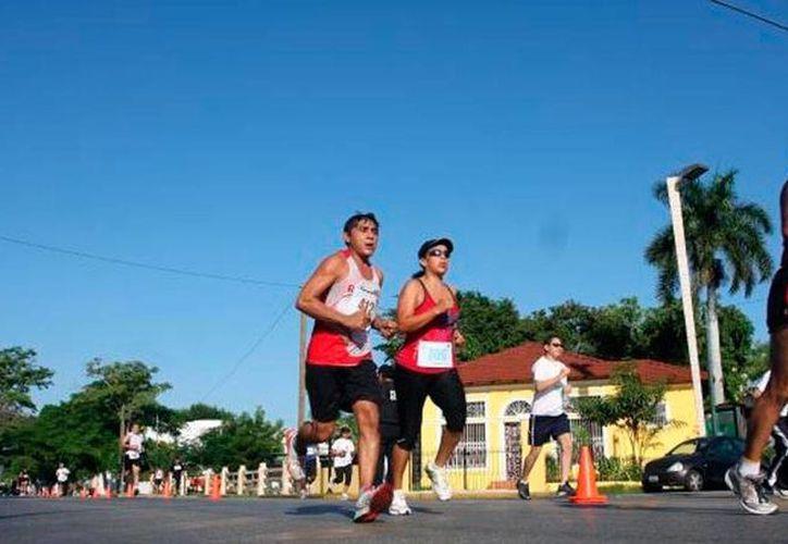 La 'Yucarrera' sólo tendrá categoría libre, y se espera que participen unos 2,000 corredores. La imagen es de contexto. (Milenio Novedades)