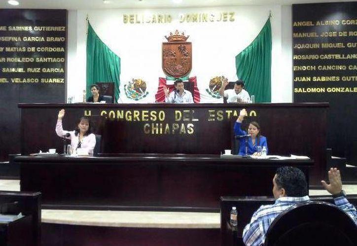 El Congreso del Estado de Chiapas destacó la trascendencia de la reforma anticorrupción para la vida institucional de México. (Facebook/Congreso del Estado de Chiapas)