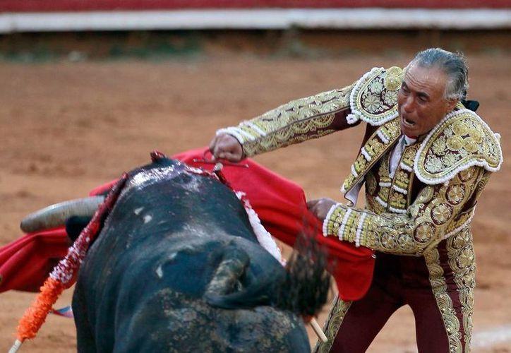 La salud del matador de toros Rodolfo Rodríguez 'El Pana' ha empeorado. (Archivo/NTX)