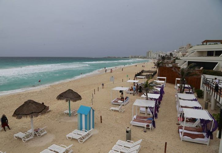 La industria turística avanza en la digitalización. (Israel Leal/SIPSE)
