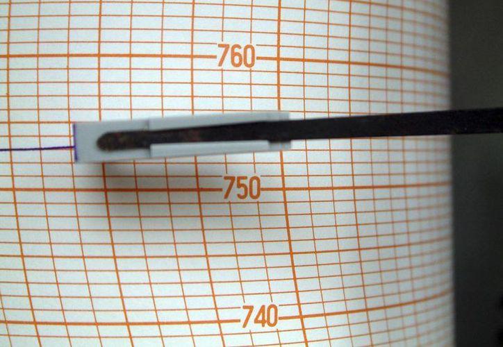 Aunque los registros de China ubicaron el terremoto en 7.3 grados Richter, Servicio Geológico de Estados Unidos bajó a 6.9 la magnitud. No hubo víctimas. (Imagen de contexto/talcanoticias.cl)