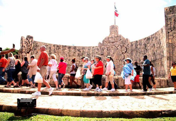 En los últimos años ha incrementado la pernocta de turistas en la entidad. (Jorge Acosta/SIPSE)