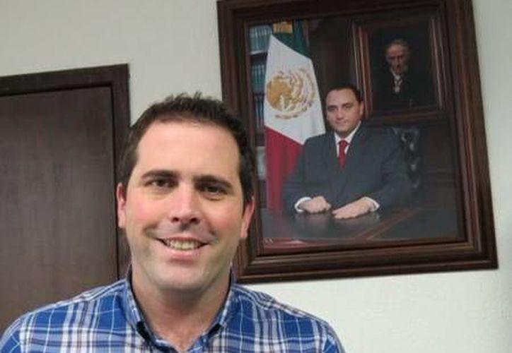 Juan Pablo Guillermo, Secretario de Finanzas y Planeación. (Redacción/SIPSE)