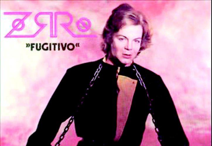 El cantante yucateco 'Zorro'  fue presentado en 'Siempre en Domingo' en  1982. (Internet)