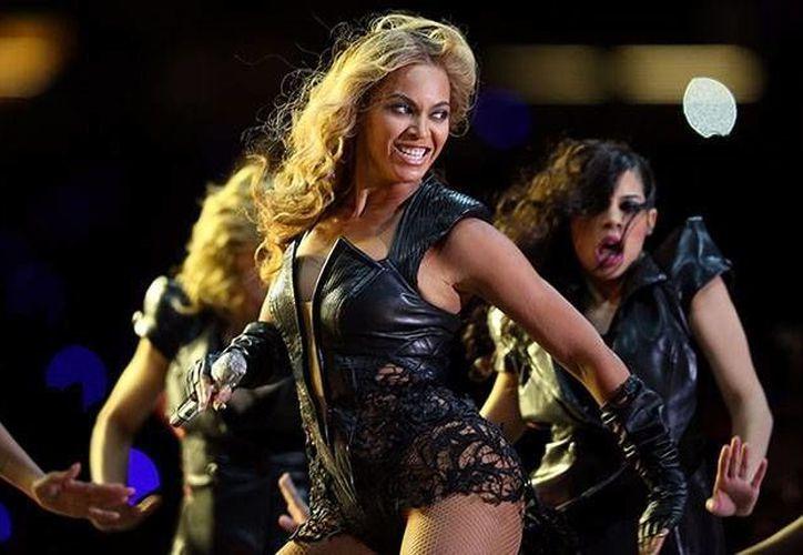 Beyoncé se presentó con gran euforia. (bilboard.com)