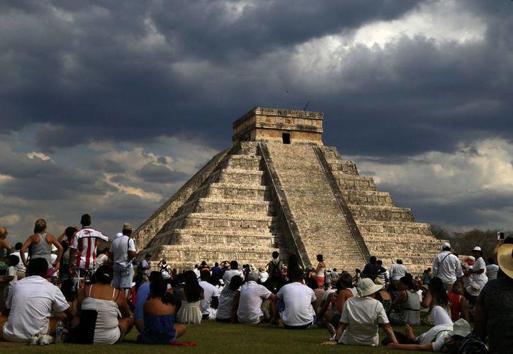 Chichén Itzá es la zona arqueológica más solicitada. (Israel Leal/SIPSE)