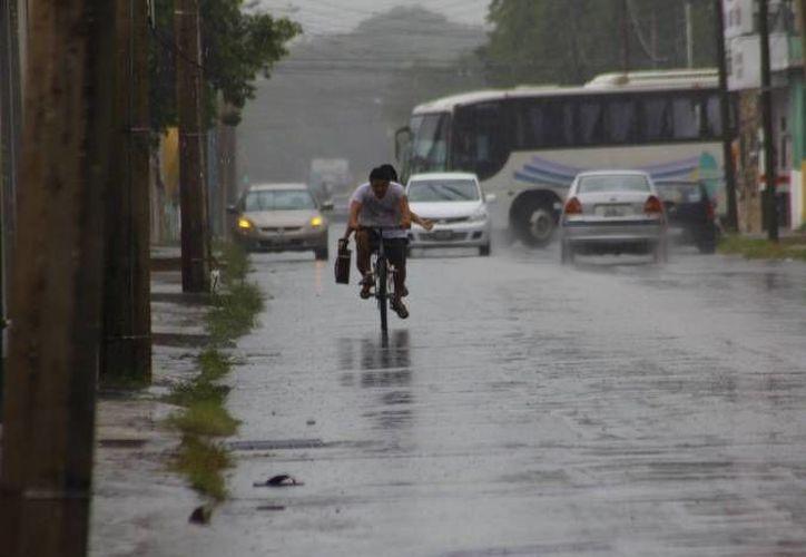 La probabilidad de lluvias es del por ciento. (Archivo/SIPSE)
