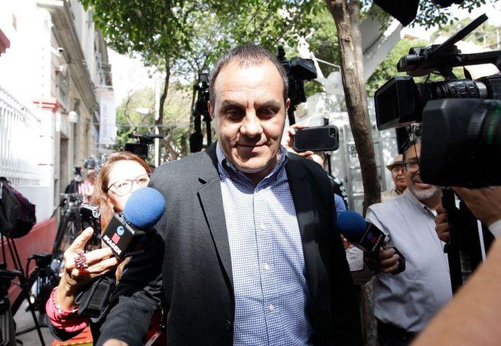El ex futbolista asegura que el culpable de estas acciones es el ex gobernador, Graco Ramírez. (Excélsior)
