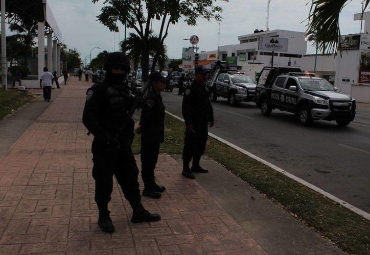 Continuará la vigilancia en Quintana Roo. (Ángel Castilla/SIPSE)