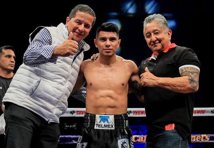 Joselito sumará otra pelea en su cuenta, en esta ocasión en Estados Unidos. (Ángel Villegas/SIPSE)