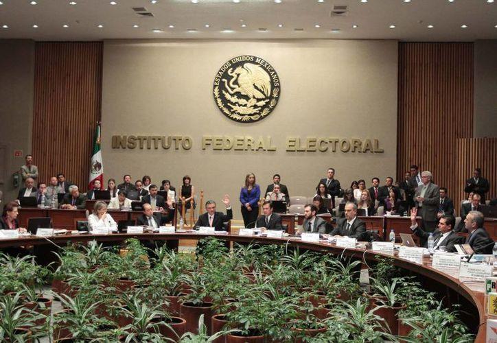Para la aprobación del nuevo consejero electoral del Instituto Federal Electoral se requieren las dos terceras partes de los votos del pleno. (Notimex)