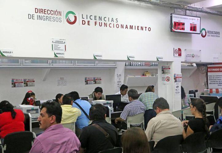 Los ciudadanos pueden solicitar información a los gobiernos municipales. (Jesús Tijerina/SIPSE)