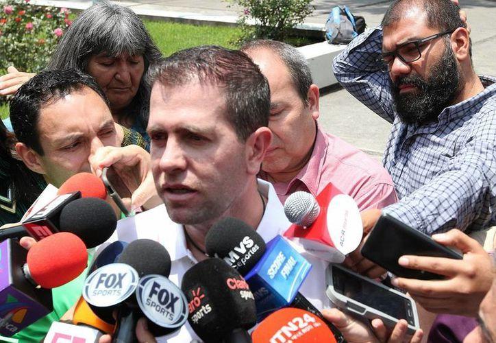 Alfredo Castillo, titular de la Conade, ha sido duramente criticado por el pobre desempeño de la delegación mexicana en los Juegos Olímpicos de Río de Janeiro 2016. (Archivo/Notimex)