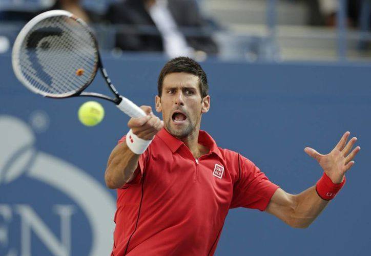 En cuartos de final, Djokovic se batirá contra el ruso Mikhail Youzhny. (Agencias)