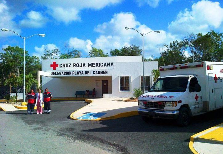 En Villas del Sol volverán a dar servicio de ambulancia, luego de un año sin operar. (Daniel Pacheco/SIPSE)