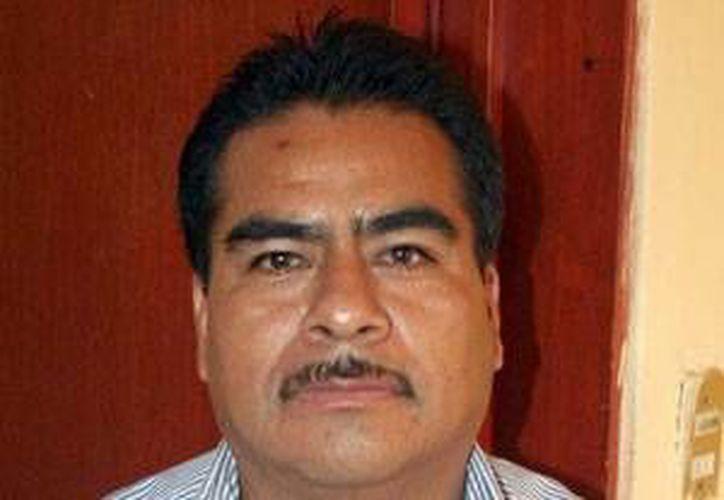 Aún se desconoce si el homicidio contra Miguel Cruz José (foto) se debió a una venganza política o en torno a un conflicto agrario.  (antorchacampesina.org.mx)