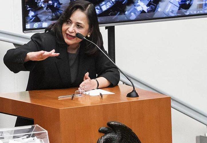 La nueva ministra Norma Lucía Piña Hernández tomará el lugar que dejó vacante Olga Sánchez Cordero. (Archivo/Excélsior)