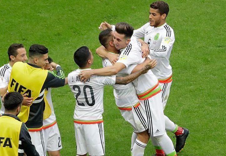 El equipo dirigido por Juan Carlos Osorio continuará con sesiones de entrenamiento de cara al duelo frente a al cuadro alemán. (AP).