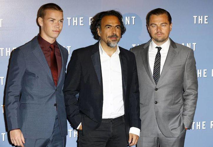 Para Iñárritu, 'The Revenant' ha sido la película más exigente de su carrera. (Foto: AP)