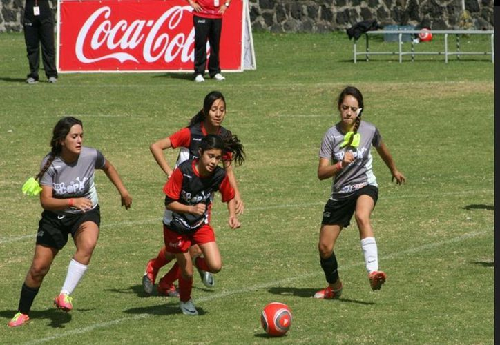 El colegio Álamos se convirtió en el segundo finalista de la Copa Coca Cola. (Redacción/SIPSE)