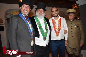 La Chaîne des Rôtisseurs, celebra fiestas patrias