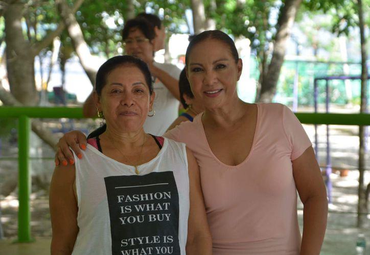 Ludivina Menchaca se ha comprometido con los portomorelenses durante su campaña.