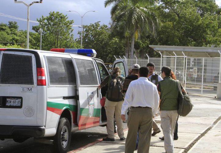 La Fiscalía ha recibido alrededor de 20 denuncias por parte de extranjeros. (Eddy Bonilla/ SIPSE)