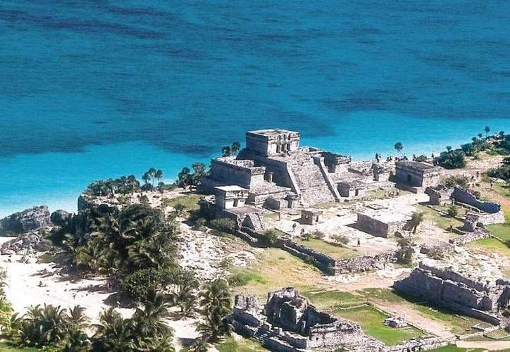 Tulum, recibió el mes pasado el nombramiento como Pueblo Mágico. (Contexto/Internet)