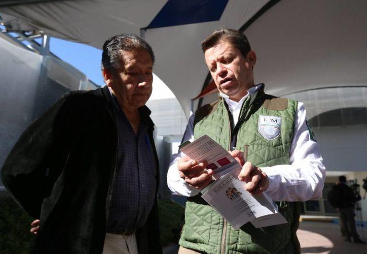 Más de 70 mil connacionales han cruzado por las fronteras de Chihuahua en su regreso a México acompañados por el Instituto Nacional de Migración y la Policía Federal, para evitar ser extorsionados. (Notimex)