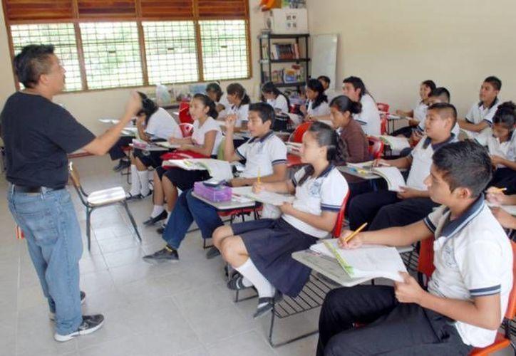 La calidad de la educación no guarda hoy en día correspondencia con las aspiraciones, expectativas y necesidades de los mexicanos, según Rodolfo Tuirán. (Milenio Novedades/Contexto)