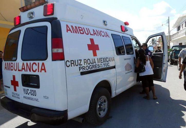 La Cruz Roja de Progreso busca incrementar el número de voluntarios para el área de Emergencias. (Manuel Pool/SIPSE)