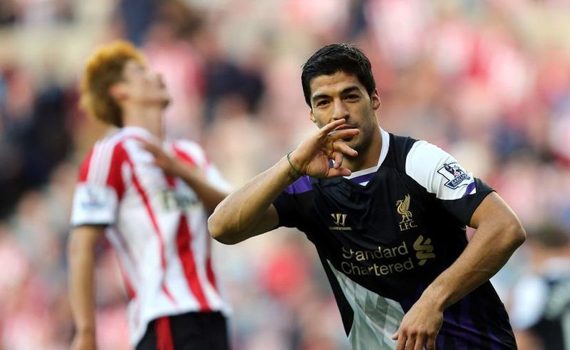 El atacante uruguayo Luis Suárez se reencontró con el gol en su segundo partido de la temporada. (Agencias)