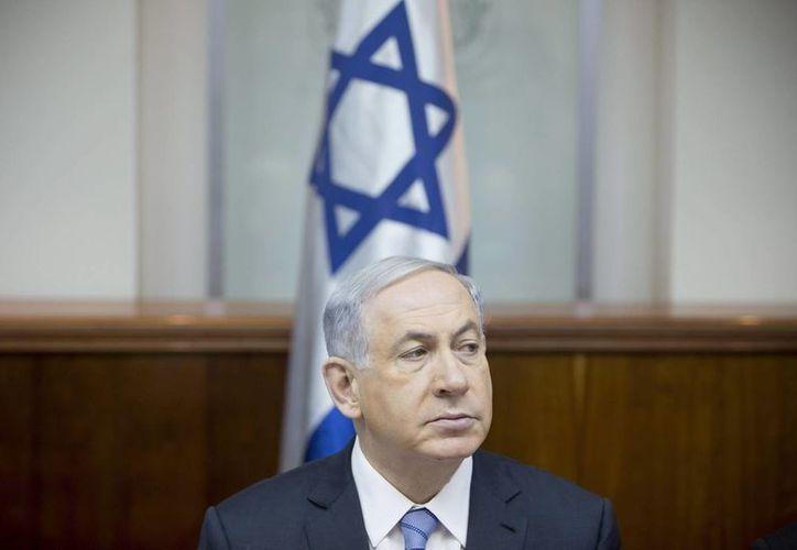 El primer ministro israelí, Benjamin Netanyahu, rechazó que los soldados del país sean juzgados ante la Corte Penal Internacional. (EFE)
