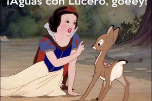 Redes sociales 'cazan' a Lucero