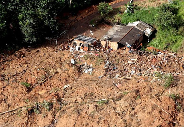 el último boletín de la Defensa Civil, 24 ciudades de Minas Gerais declararon el estado de emergencia o de calamidad pública. (Archivo/EFE)