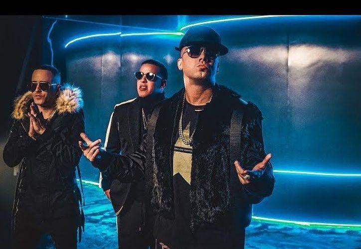 Millones de reproducciones ha logrado el video 'Todo comienza en la disco' de Wisin, Yandel y Daddy Yankee. (Contexto/Internet)