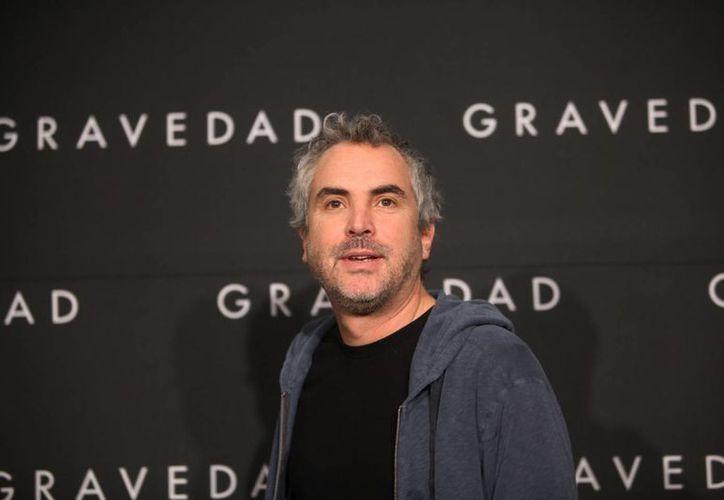 """El director de la película """"Gravity"""" , Alfonso Cuarón. (EFE/Archivo)"""