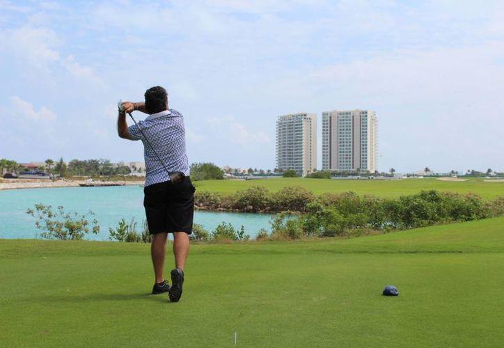 Puerto Cancún, sede del último clasificatorio para jugar en El Camaleón. (Ángel Mazariego/SIPSE)