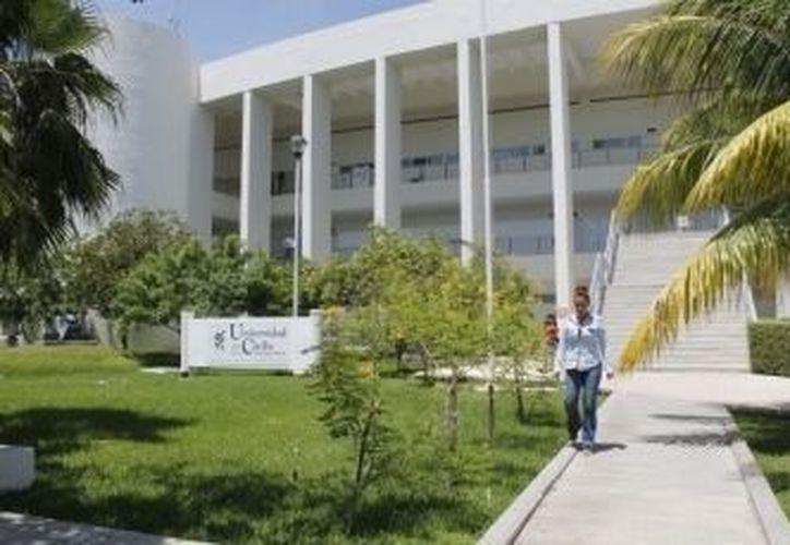 La mesa de trabajo de la Tourism Education Quality se desarrolla en la Universidad del Caribe. (Redacción/SIPSE)