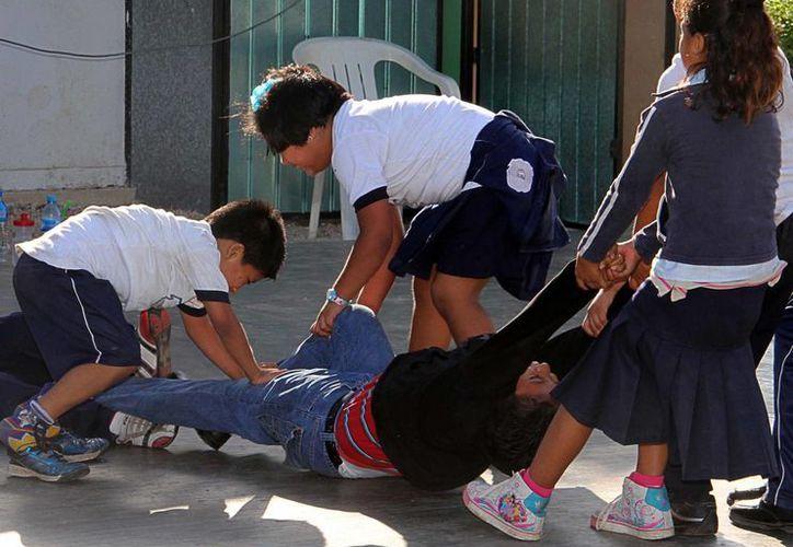 Los maestros serán capacitados para saber detectar y como actuar en este tipo de casos. (Redacción/SIPSE)