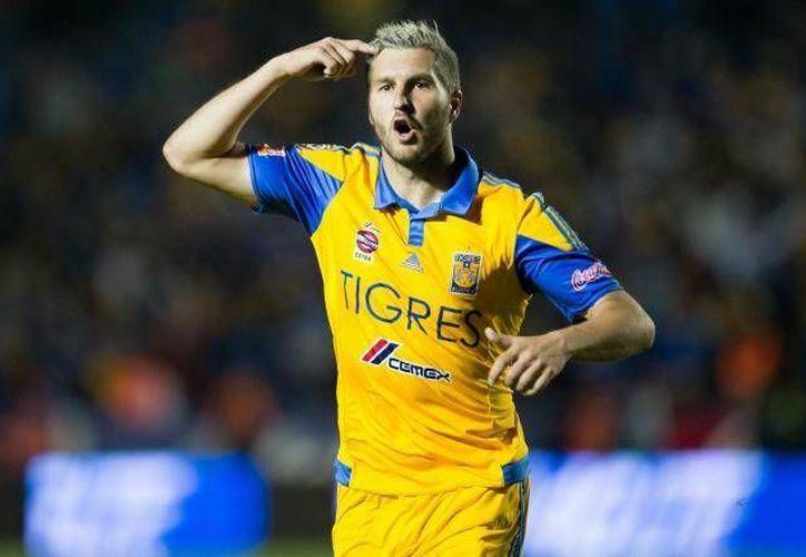 Gignac es el nuevo monarca del gol en la Liga MX. (Mexsport)