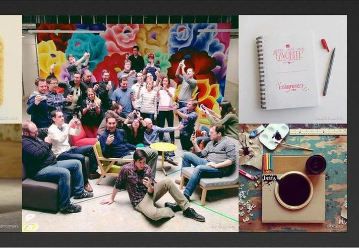 La red fotográfica agradeció a sus usuarios en su blog. (Blog Instagram)
