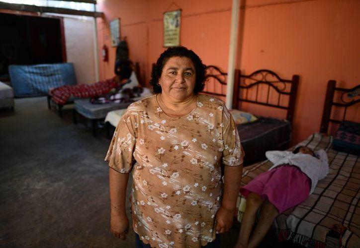 "Estela Solís Suaste es conocida como ""Mamá Estelita"". (Luis Pérez/SIPSE)"